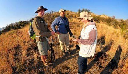 Pilanesberg Nare Walking Safari